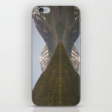 Reflections: Hourglass iPhone & iPod Skin