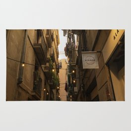 Streets of Spain Rug