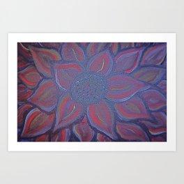 WILDFLOWER IN BLOOM Art Print