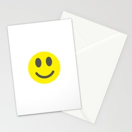 Emoticon - Smiley Stationery Cards