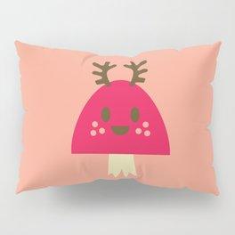 Holiday Hedgehog / Cute Animal Pillow Sham