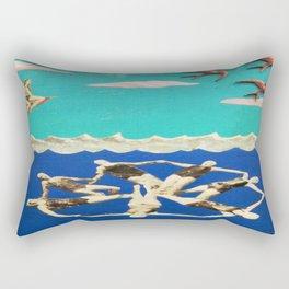 Such Great Heights Rectangular Pillow
