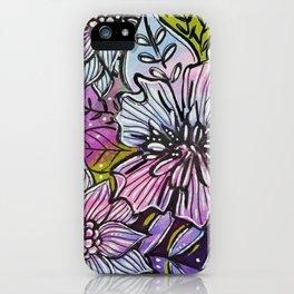 Oh Yah Girl iPhone Case