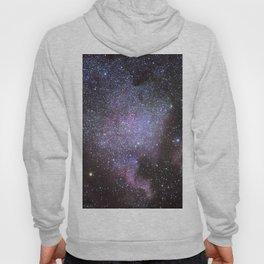 North American Nebulae. The Milky way. North America Nebula Hoody