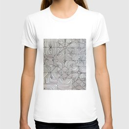 Crazy Lines T-shirt