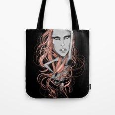 HER HAIR Tote Bag