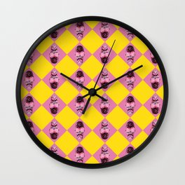 Explicit Matrioska Wall Clock
