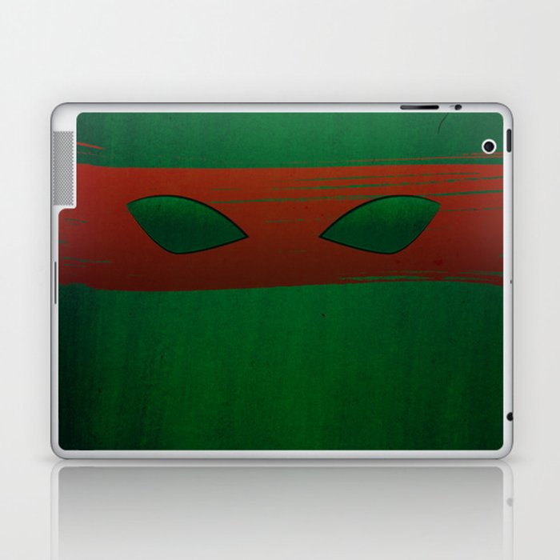 TMNT Raph Laptop & iPad Skin