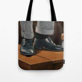 O Captain, my Captain Tote Bag