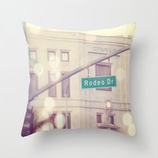 Rodeo Drive  Throw Pillow