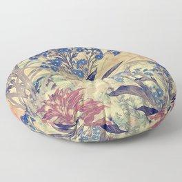 Slow Burning Floor Pillow