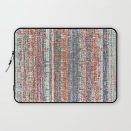 Abstract background textile Laptop Sleeve