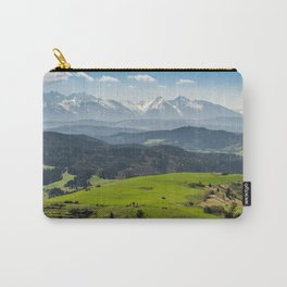 Tatry Poland Landscape Carry-All Pouch