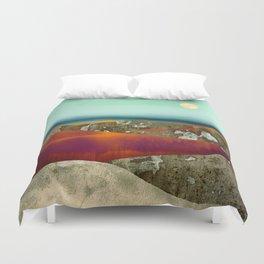 Desert Moon Duvet Cover