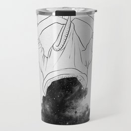 Its better to disappear. Travel Mug