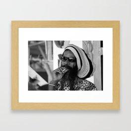 Everything Irie Framed Art Print