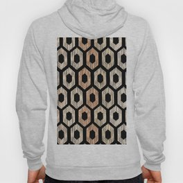Animal Print Pattern Hoody