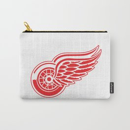 Detroid Red Wings Logo Carry-All Pouch