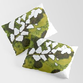 The Imperfect Leaf Pillow Sham