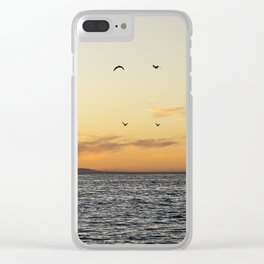 Malibu VIII Clear iPhone Case