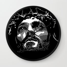 Jesus 101 Wall Clock
