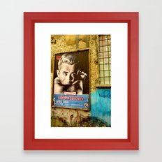 Rebel Without a Cause Framed Art Print