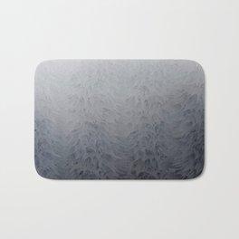 Seamless Exotic Cold Polar Bear Skin Pattern Bath Mat