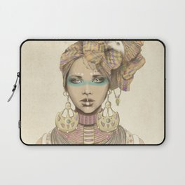 K of Clubs Laptop Sleeve
