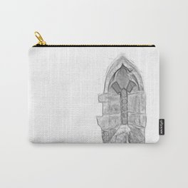 Medieval Church Window Carry-All Pouch