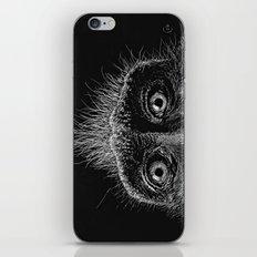 Monkey Surprise iPhone & iPod Skin