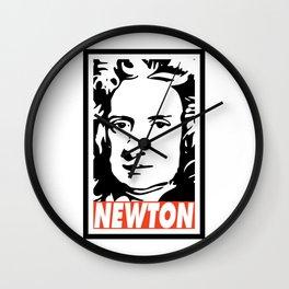NEWTON Wall Clock