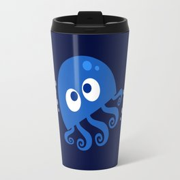 Bubbly Octopus Travel Mug