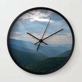 Shenandoah   Wall Clock