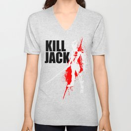 KILL JACK - ASSASSIN Unisex V-Neck