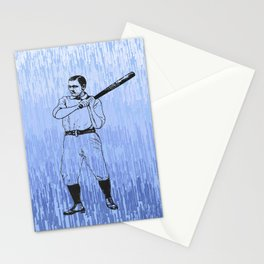 Baseball-The Boys of Summer   Stationery Cards