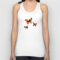 stained glass Tank Tops featuring Stained glass by Pirmin Nohr