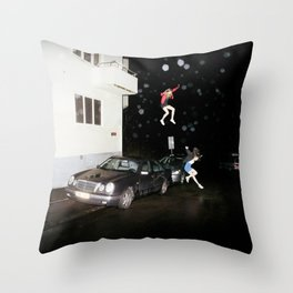 Brand New - Science Fiction Throw Pillow