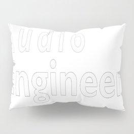 Audio engineers Pillow Sham