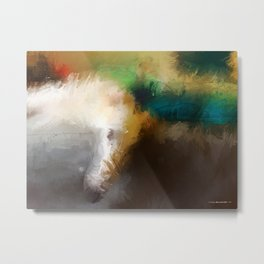 Sasa and Tatyana Metal Print