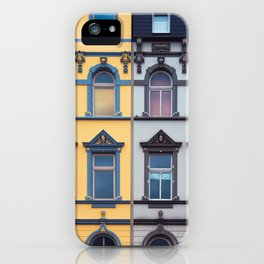 German architecture #society6 #decor #buyart iPhone Case