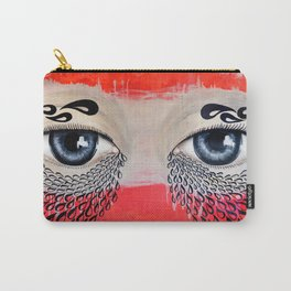 Tears Flow Carry-All Pouch