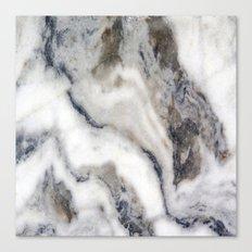 Marble Stone Texture Canvas Print
