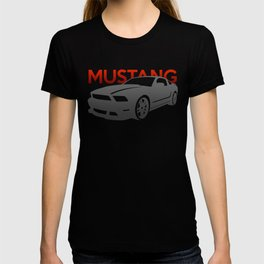 Ford Mustang Boss T-shirt