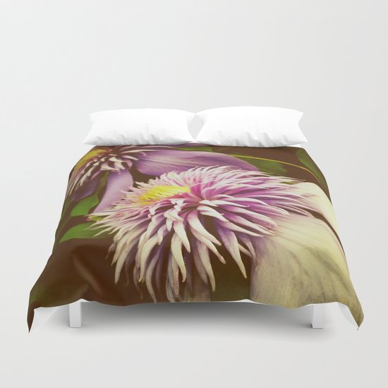 We Were Everything at Once Wild and Wonderful Duvet Cover