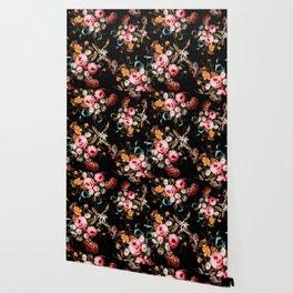 Midnight Garden IV Wallpaper