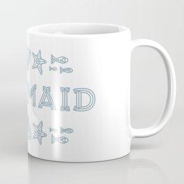 Glass Mermaid Coffee Mug