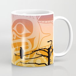 qathet Sunset Coffee Mug