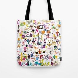 Music world Tote Bag