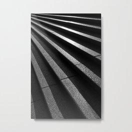 Stair steps Metal Print