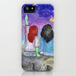 stars <3 iPhone Case